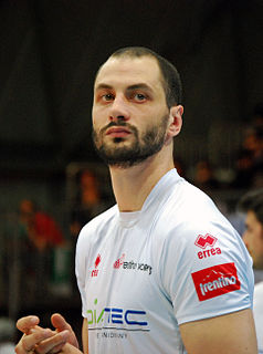 Matey Kaziyski Bulgarian volleyball player