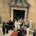 Matrimonio Amedeo di Savoia Aosta e Claudia d'Orléans.jpg