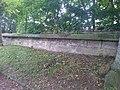 Mauer Denkmalschutz am Unterhafentor.JPG