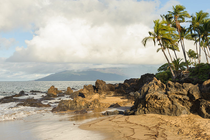 File:Maui, Hawaii beach.jpg