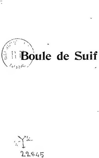 File:Maupassant - Boule de suif.djvu