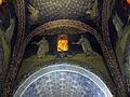 Mausoleo di galla placidia, int., lunetta con apostoli, retro 01.JPG