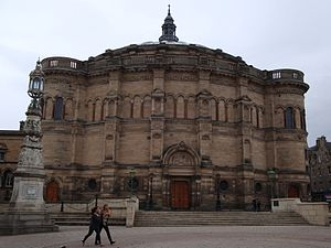 McEwan Hall - Image: Mc Ewan