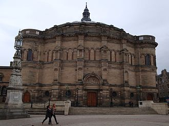 McEwan Hall - Image: Mc Ewan