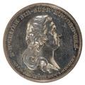 Medalj med Bengt Reinhold Geijer i profil, 1840 - Skoklosters slott - 99402.tif