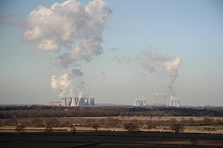 Megawatt Valley A location with many electric generating stations