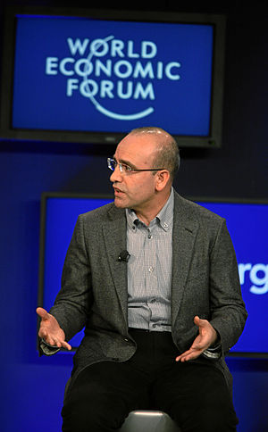 Mehmet Şimşek - Şimşek speaking at World Economic Forum, Davos, January 2011