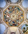 Melozzo da Forlì - Vaulting decoration of the Sacristy of St Mark - WGA14781.jpg