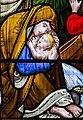 Melton Mowbray, St Mary's church, window detail (45651403511).jpg