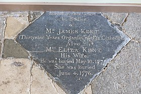 Memorial to James Kent in Winchester Cathedral.jpg
