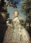 Mengs - Maria Luisa of Parma, Prado