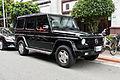 Mercedes Benz G Class W463 in Lane 11, Xindong Street 20140420.jpg