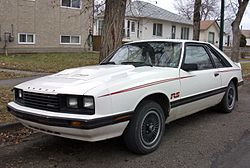 Mercury Capri RS