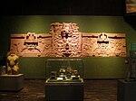 Mexico - Museo de antropologia - Reliefs.JPG