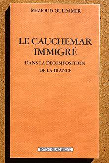 Putos fachas!!! - Página 17 220px-Mezioud_Ouldamer_-_Le_Cauchemar_Immigr%C3%A9