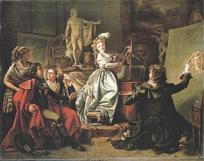 Michel Garnier L'Atelier du peintre seitenrichtig.jpg