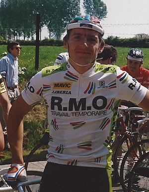 RMO (cycling team) - Image: Michel Vermote, R.M.O