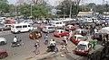 Micra cars in Ibadan Nigeria.jpg