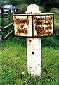 Milepost at SJ 973 551.jpg