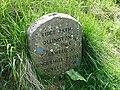 Milestone at Challow Hill - geograph.org.uk - 284037.jpg