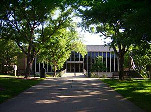 Weber State University - Miller Administration Building