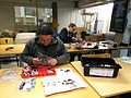 Mindstorms EV3 - Now, play, Lego have come - Helsinki Hacklab (2015-02-13 by Hannu Makaraine).jpg