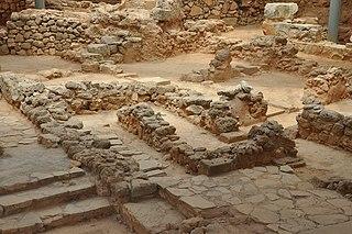Kydonia human settlement