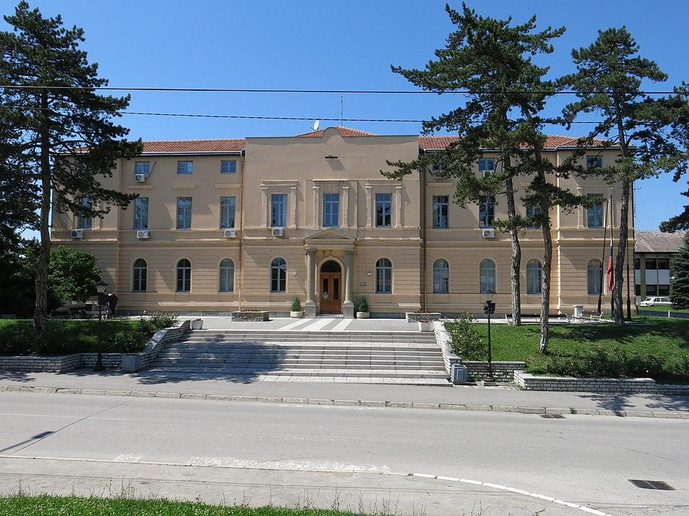 Mionica, Zgrada opštine Mionica, 05
