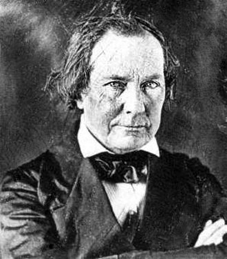 Texas annexation - Mirabeau B. Lamar, second president of the Republic of Texas, terminated annexation efforts with the Martin Van Buren Administration in 1838.