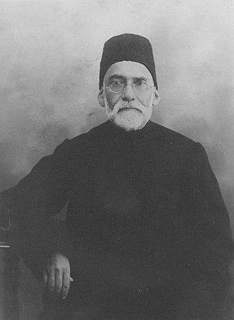 Mirza Abdul'Rahim Talibov Tabrizi - Mirzā Abdul'Rahim Tālibi Najar Tabrizi