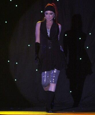 Miss Ukraine - Iryna Zhuravska