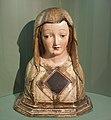 Mistrz wrocławski - Popiersie relikwiarzowe świętej.jpg