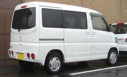 Mitsubishi Town Box rear.jpg