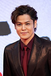 "Miyano Mamoru from ""Human Lost"" at Opening Ceremony of the Tokyo International Film Festival 2019 (49013608721).jpg"