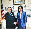Mohamed Benaissa avec Condoleezza Rice.jpg