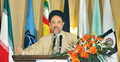 Mohammad Khatami - Conference of Achievements of banking system - April 10, 2005.png