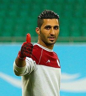 Mohammad Rashid Mazaheri Iranian footballer