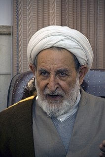 Mohammad Yazdi Iranian ayatollah