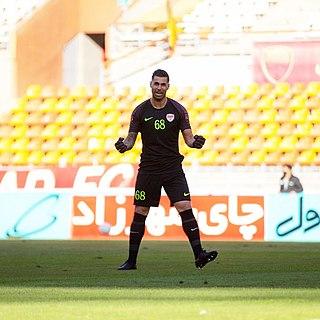 Mohsen Forouzan Iranian footballer