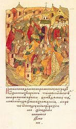 Conquest of Vladimir by the Mongols