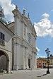 Montichiari duomo facciata e Piazza Santa Maria.jpg