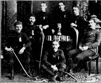 Montreal Hockey Club - Image: Montreal Hockey Club 1885