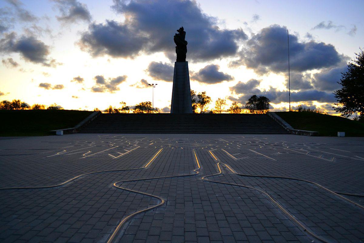 Monumento a los marineros y pescadores que perecieron en