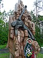 Monument to Soviet Prisoners-of-War - Outside Former Stalag 358 POW Camp - Zhytomyr - Polissya Region - Ukraine - 02 (27067523301).jpg