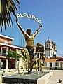 Monumento ao Ciclismo - Alpiarça - Portugal (4999055498).jpg