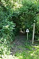 Moorats Park footpath. - panoramio.jpg