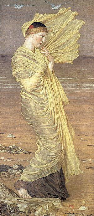 Albert Joseph Moore - Seagulls