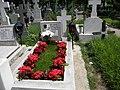 Mormantul compozitorului Dan Iagnov din Cimitirul Bellu Catolic, Bucuresti, Romania (iunie 2014).JPG