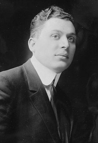 Morris Gest - Morris Gest, 1923