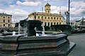 Moscow, Komsomolskaya Square fountain (20625617234).jpg